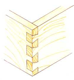 dovetail-joints